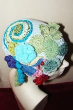 Chemo Cap, Chemo Hat, Head Hugger