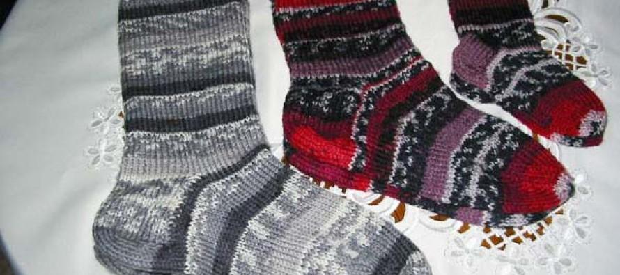 Papa Socke, Mama Socke, Baby Socke