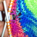 Bumerangferse mit Lücken