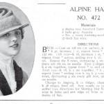 """""""Alpinhut"""" ca. 1930"""