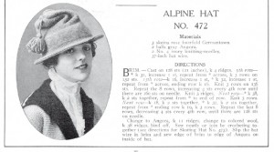 &quot;Alpinhut&quot; ca. 1930