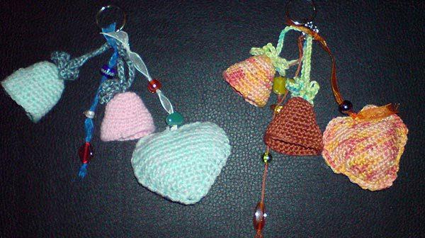 Taschenanhänger von borklet