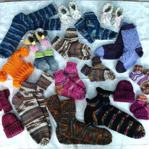 Socken ber Socken von Gittili