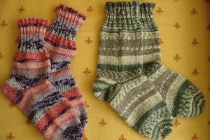 Socken von GreenIvy