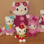 Hello Kitty Familie von Regulli