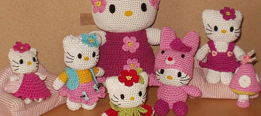 Hello Kitty Family