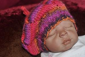 Babybaskenmützchen