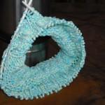 Möbius-Schal von Bärbel