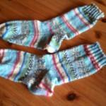 Mein erstes Paar Socken!!!