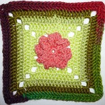 "Granny Square ""PowerFlower"""