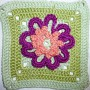 21. Dezember * Granny Square &#8220;Clove&#8221;