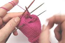 Videokurs Handschuhe * Teil 2 * Daumenmaschen