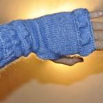 Handstulpen gevikkelt & gesmokt