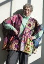Hkeln: Granny Squares Umhang