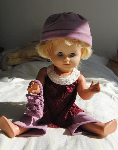 Stricken Häkeln: Neue Puppenkollektion