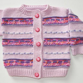 stricken-babyjacke