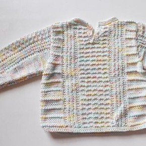 stricken-babypullover-rippenmuster