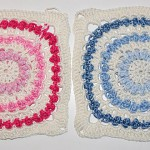 Granny Squares für Babydecke