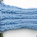 Socken stricken * Sockenkurs #1 * Maschenanschlag & Bündchenmuster
