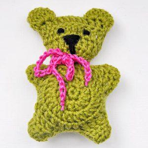 Häkeln: Schneller Bär