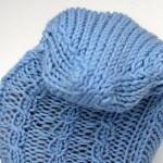 Socken stricken * Sockenkurs #14 * Bandspitze und Maschenstich
