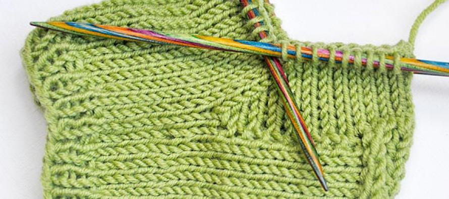 Socken stricken * Sockenkurs #6 * Klassische Ferse mit Fersenkäppchen