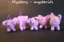Silvester-Mystery – mysteriös