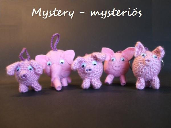 Silvester Mystery Mysteriös Stricken Und Häkeln Mit Elizzza