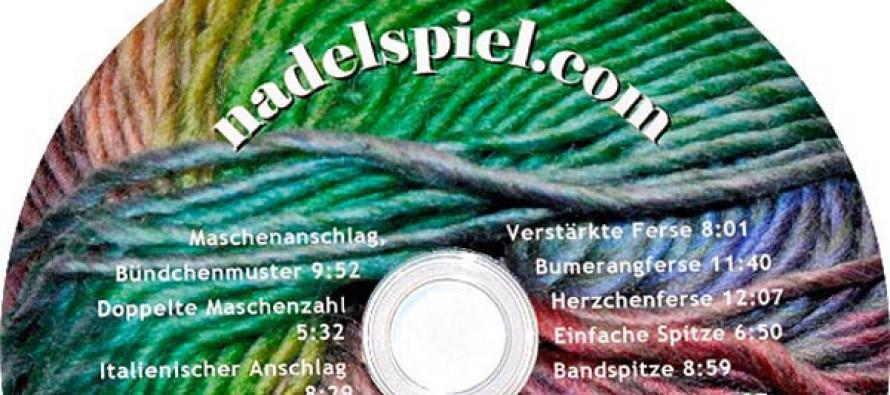 Neu im Shop: DVD Socken stricken #01