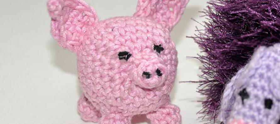 Amigurumi Schweinchen * Teil 1