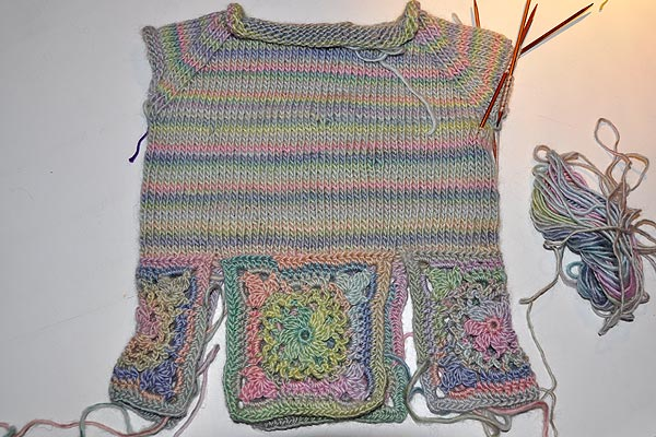 Stricken * Babypulli