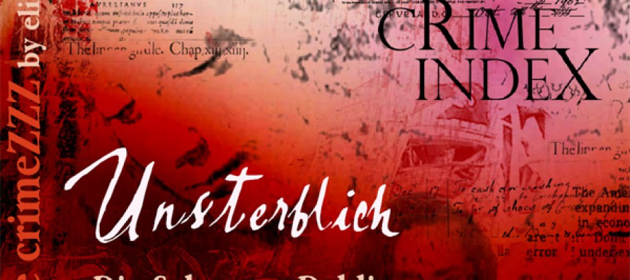nadelspiel Krimi * Black Dahlia * Teil 2