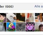 666 Mitglieder in der nadelspiel Gruppe