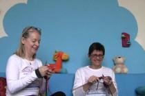Das handgestrickte Interview mit Marlene Streeruwitz