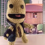 It's a Boy! A Sackboy!