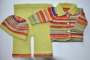 strickanleitung-babyset-kiwi-sockenwolle-1