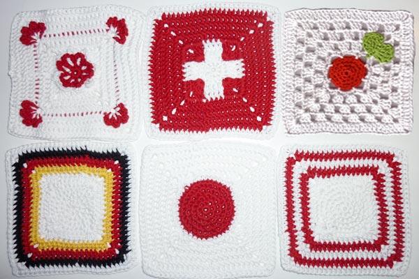 Granny Squares 4 Japan
