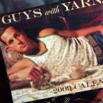 Guys with Yarn * Jungs mit Garn