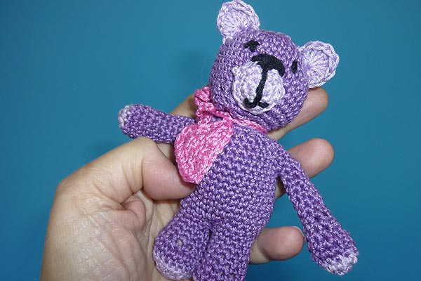 Häkeln * Amigurumi Teddybär
