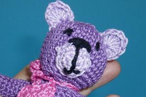 Haekeln * Amigurumi Teddybär 1
