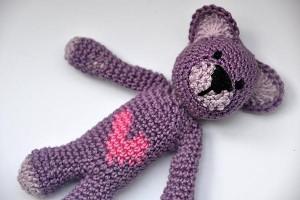 Häkeln * Amigurumi Teddy 2