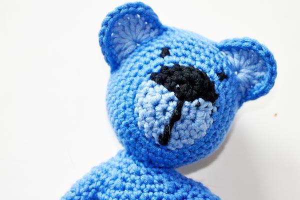 Making of * Amigurumi Teddybär | Stricken und Häkeln mit eliZZZa