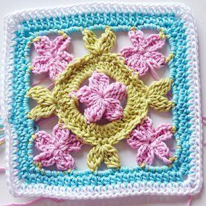 Sammlung Granny Squares Kostenlos Sknitters Strickblog