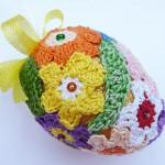 Häkeln für Ostern * Patchwork Eier