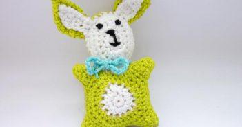 Häkeln für Ostern * Schneller Hase