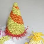 Häkeln für Ostern * Wichtelmützchen als Eierwärmer