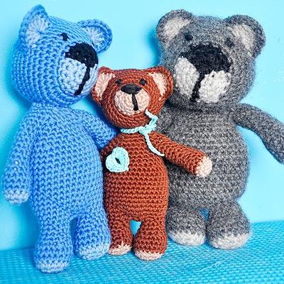 "Crochet Patter * Super Easy Teddybear ""eliZZZa"""