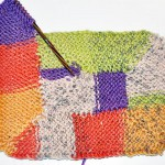 Stricken * 10 Stitch Blanket nach Frankie Brown