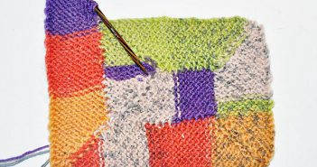 Stricken * 10-Stitch-Blanket