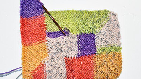 Stricken * 10-Stitch-Blanket